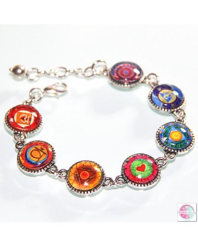 "Bracelet ""7 chakras"""