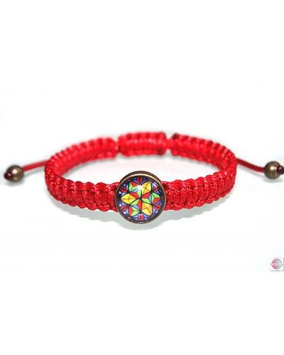 "Bracelet with ""Crystal Shield"""