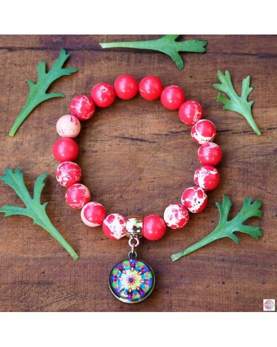 "DUO Bracelet ""Energy of Change""."