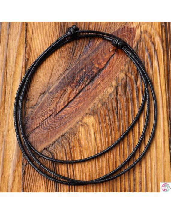 Medallion string.