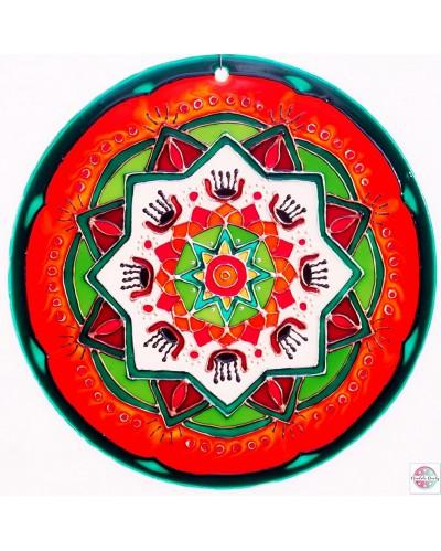 """Mandala """"Of New""""."""
