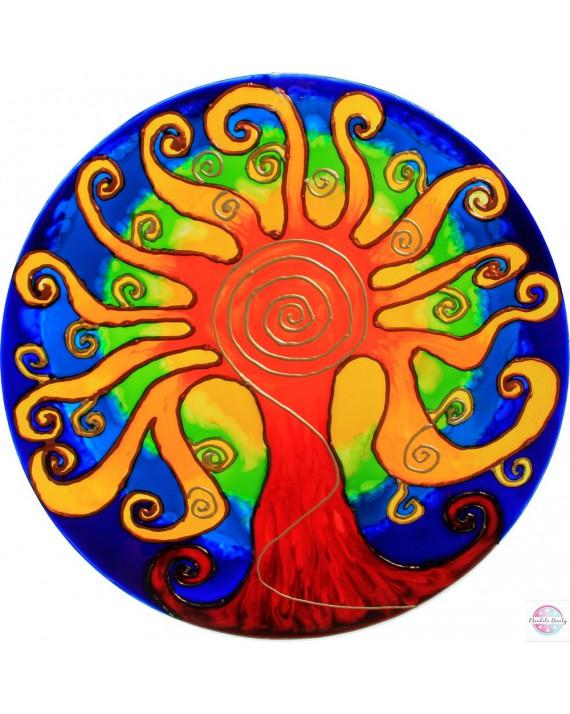 """Mandala """"Drzewo Radości"""""""