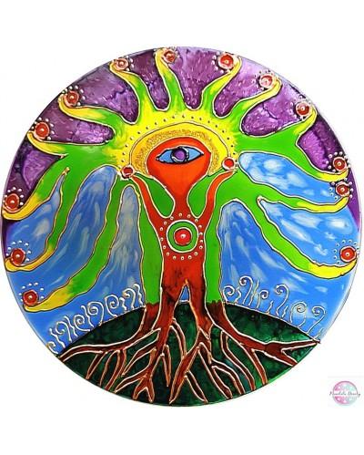 """Mandala on """"TreeMan"""""""