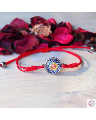 """Bracelet """"Flower of Life""""."""