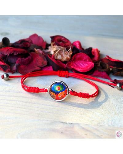 "Bracelet ""Tree of abundance""."