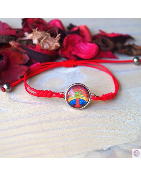 "Bracelet ""Tree of Self-Confidence""."