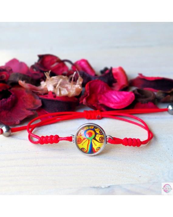 """Bracelet """"Children's Energy Tree"""""""