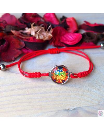 "Bracelet ""Life Flow Tree"""