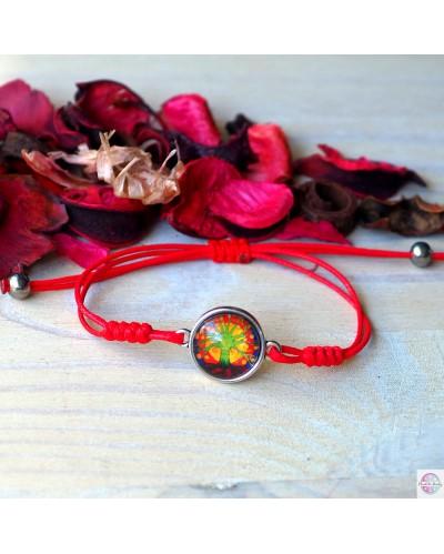 "Bracelet ""Tree of Light""."