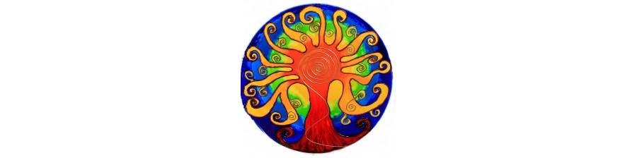 Mandala with intention