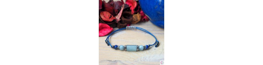 Minimal minerals bracelets